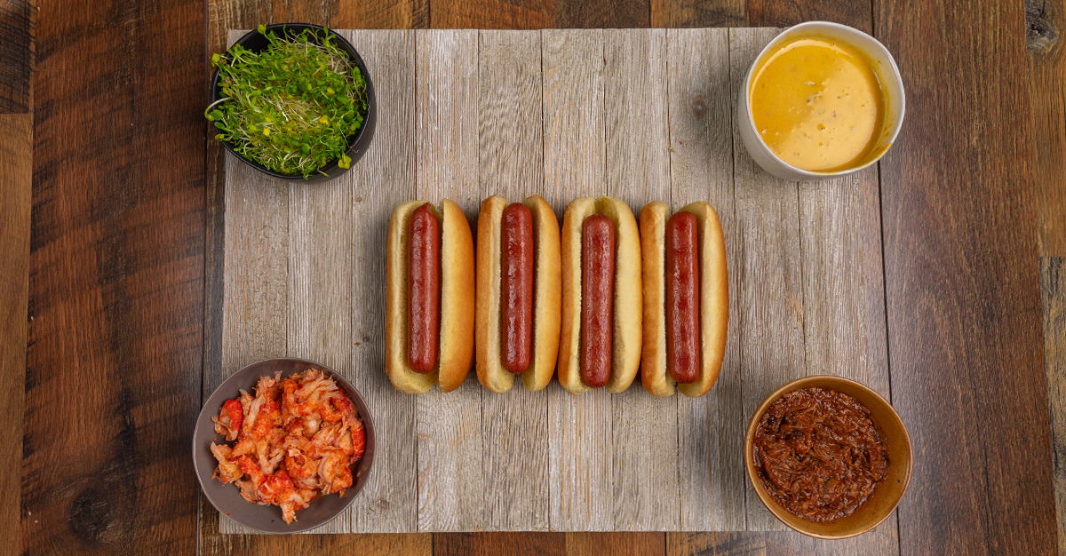 FAN-tastic Hot Dog Toppings for the Big Game