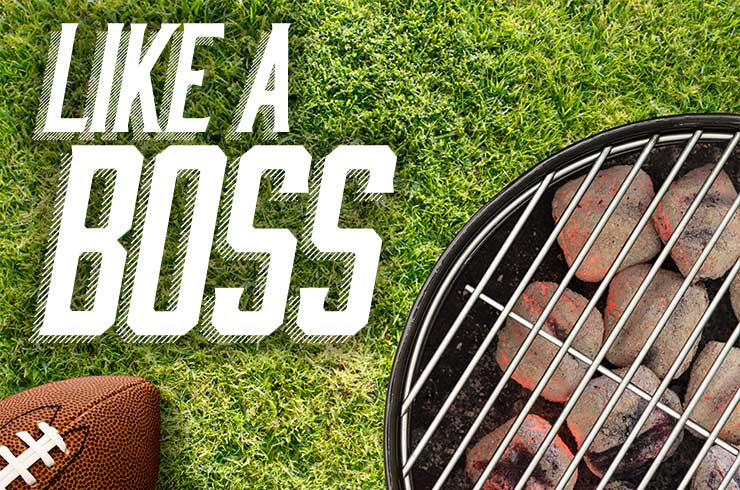 How to Tailgate Like a Boss
