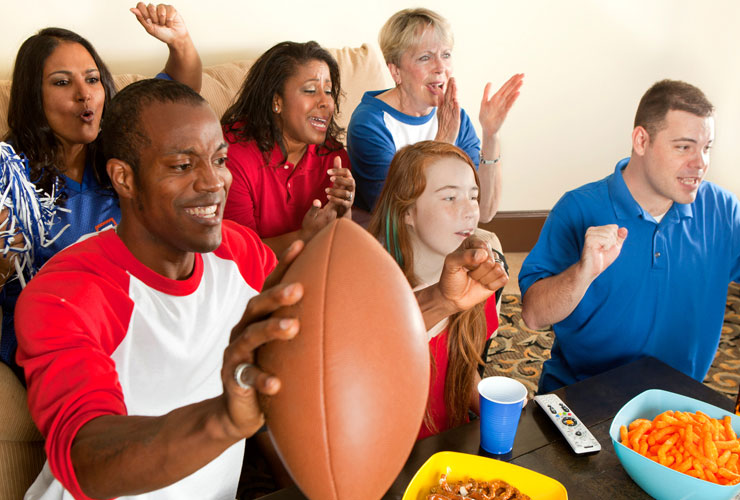 How to Host the Ultimate Watch Party